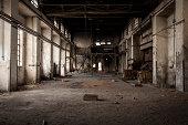 istock Old industrial building 161821892