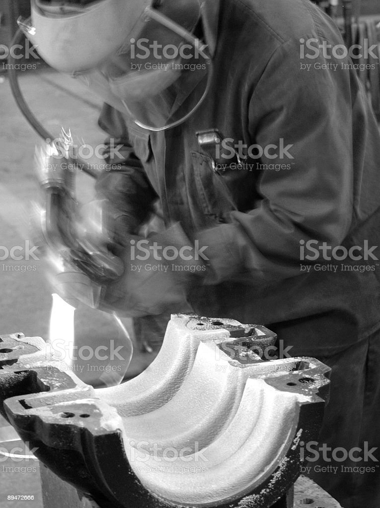 old industry series royalty-free stock photo