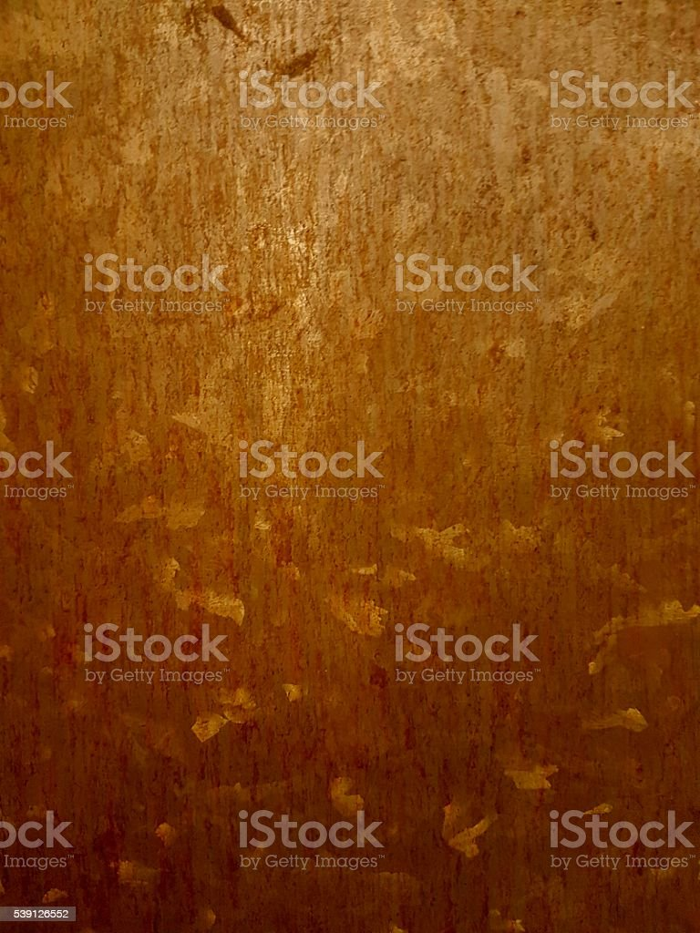 old iron texture copper color stock photo