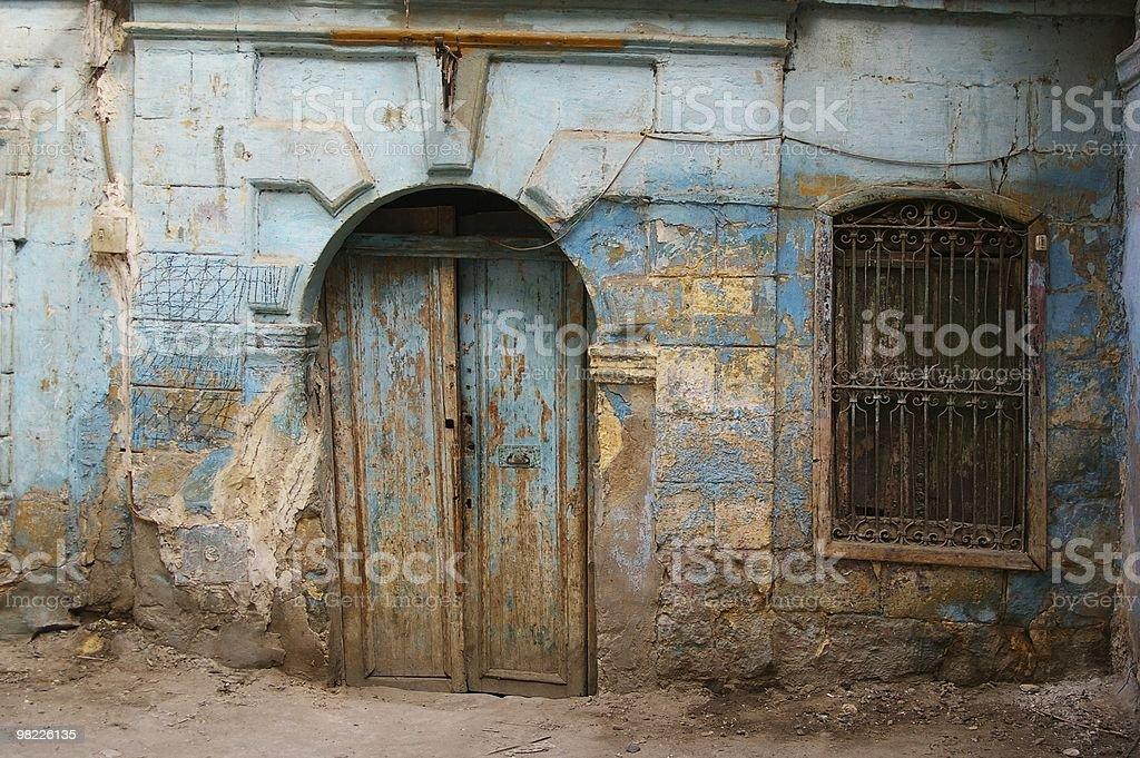 old islamic cairo royalty-free stock photo