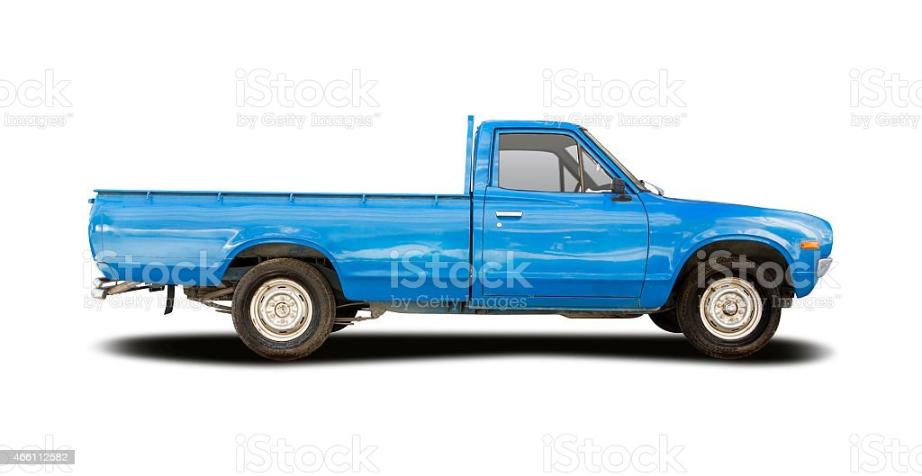 Old Japanese Pickup Truck Stock Photo & More Pictures of 2015 | iStock