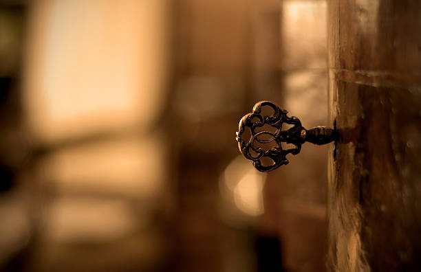Old Key stock photo - Royalty Free Antique Key Pictures, Images And Stock Photos - IStock
