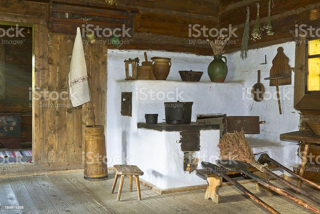 Alte Kuche Innenbereich Stockfoto Und Mehr Bilder Von Alt Istock