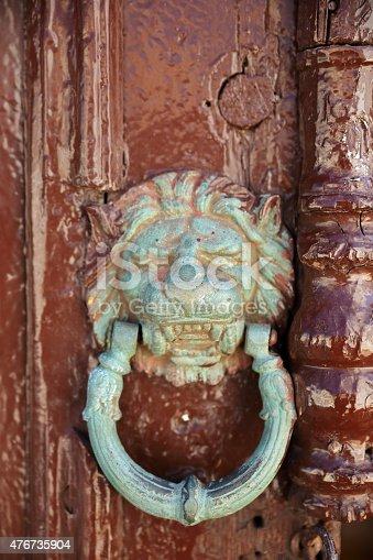 istock Old knocker-Greece 476735904