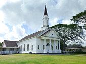 istock Old Koloa Church Koloa, Hawaii 836607686