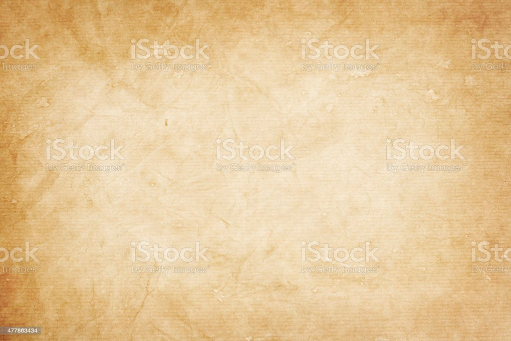 old  kraft paper texture or background stock photo