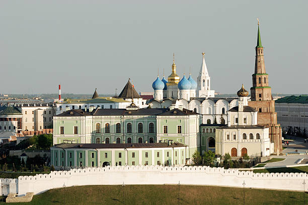 Old Kreml in Kasan (Tatarstan – Foto