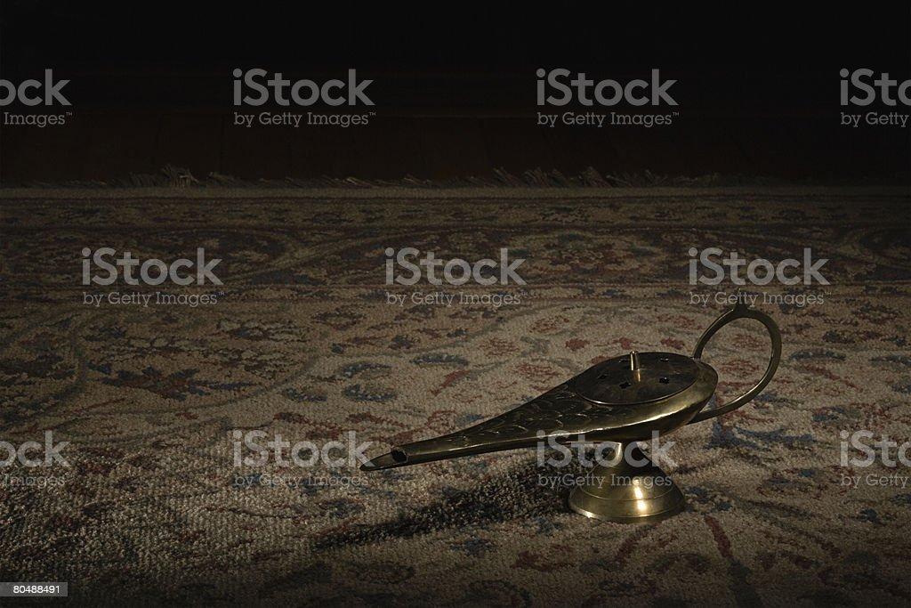 오래된 램프 royalty-free 스톡 사진