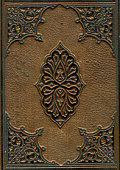 istock Old leather bound Bible 92697093