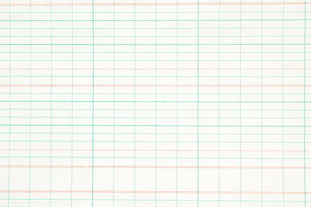 Old Ledger Paper Old Ledger Paper accounting ledger stock pictures, royalty-free photos & images