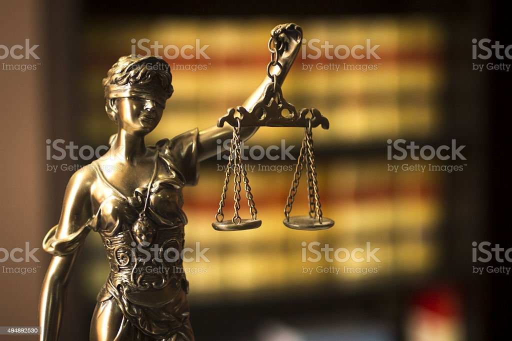 Old legal books Spanish law reports library Spain stock photo