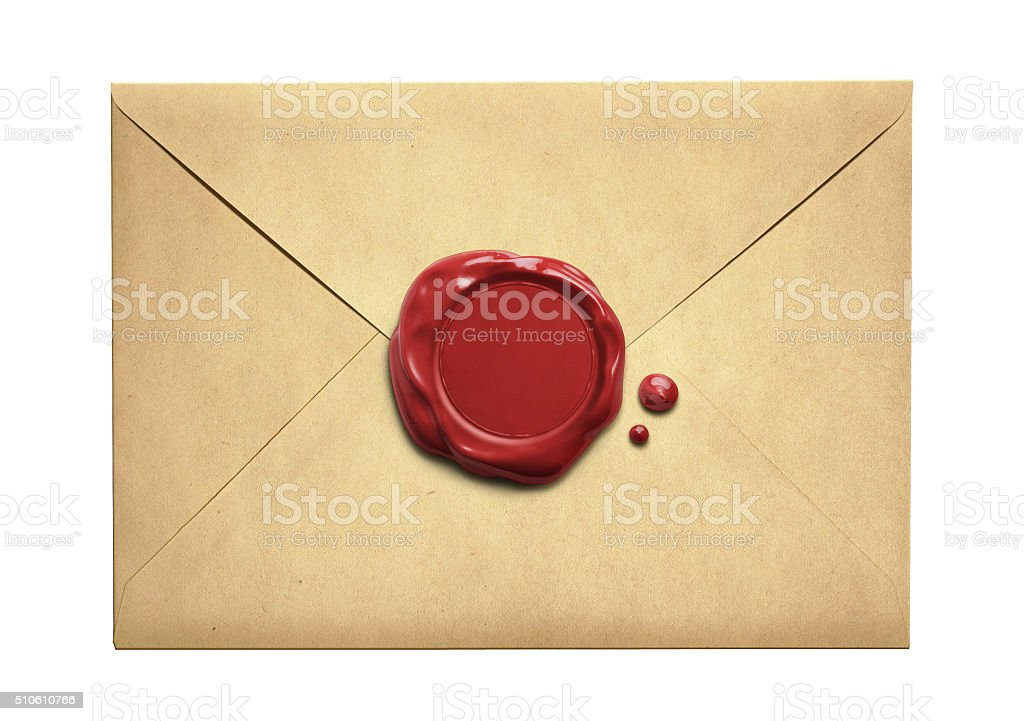 Best Sealed Envelope Stock Photos, Pictures & Royalty-Free Images - iStock