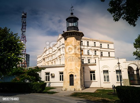 istock Old Lighthouse in Constanta 983276460