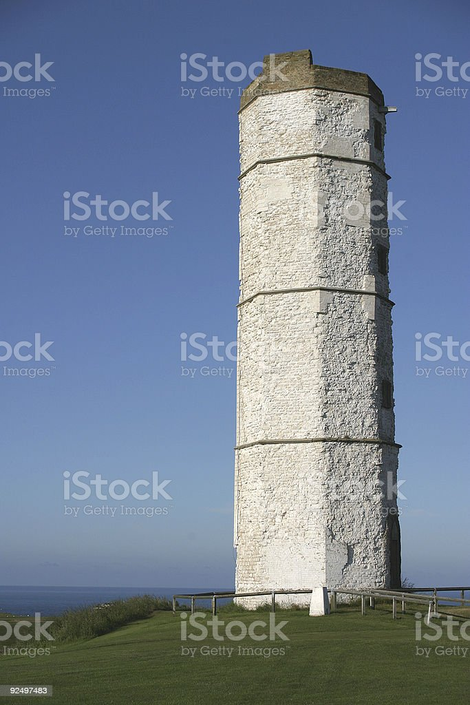 Old Lighthouse royalty-free stock photo