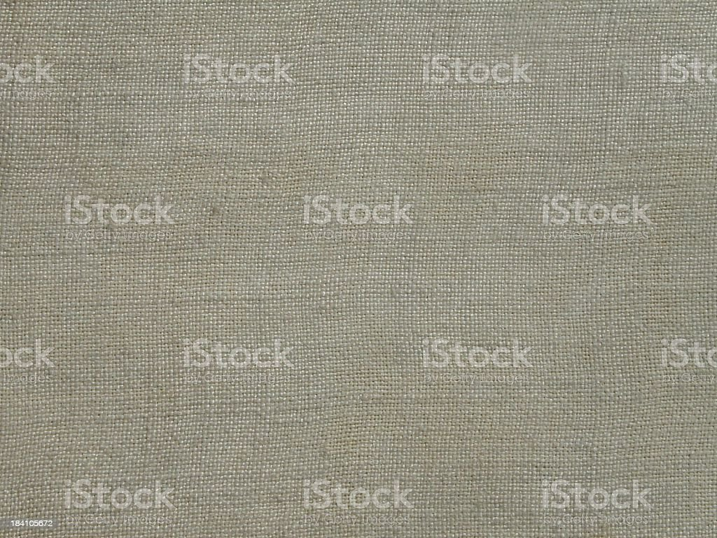 Old Linen stock photo