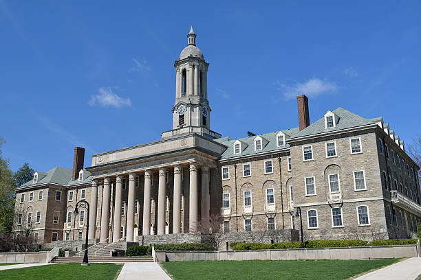 Old Main in Penn State
