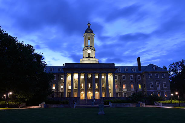 Old Main of Penn State
