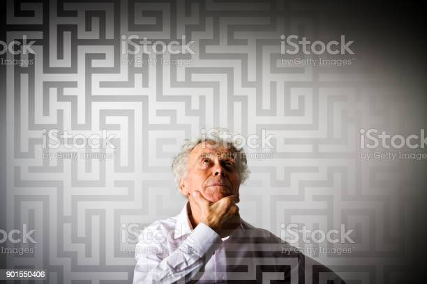Old man in white is looking for the solution maze concept picture id901550406?b=1&k=6&m=901550406&s=612x612&h=c7zoq24rtk29aglot4ylp9yvzhr23rgn7rsjbadymdc=