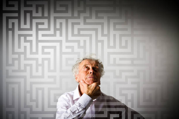 Old man in white is looking for the solution maze concept picture id901550406?b=1&k=6&m=901550406&s=612x612&w=0&h=95wvsqs7p1hwgldmawocwpasnagcae7 r38xq rnifa=