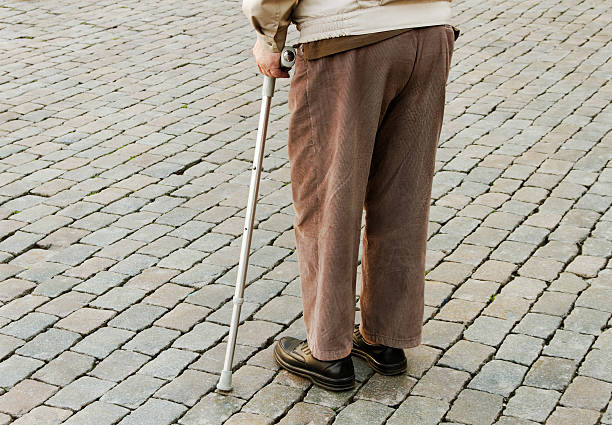 old man. - old man feet stock photos and pictures