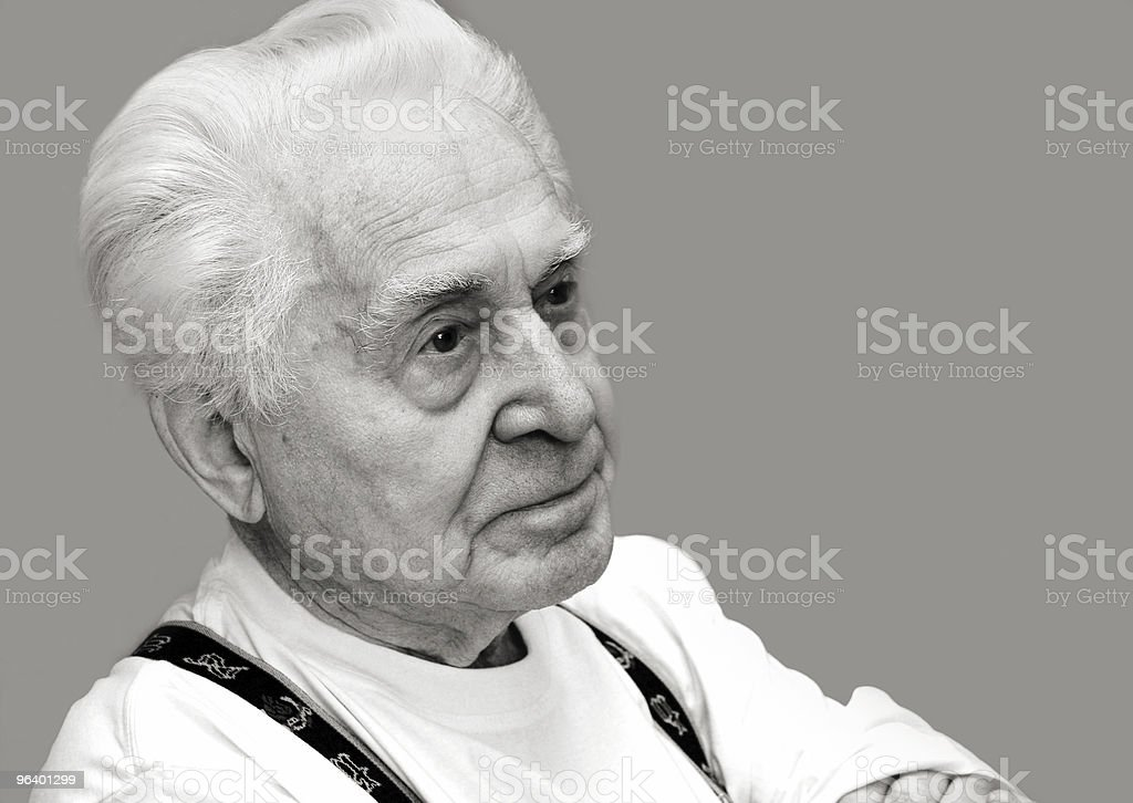 Old man - Royalty-free Adult Stock Photo