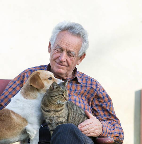Old man with his pets picture id454075659?b=1&k=6&m=454075659&s=612x612&w=0&h=ypsl0doonqtehawhby v2dnadsaocztatqlcbxdwvga=