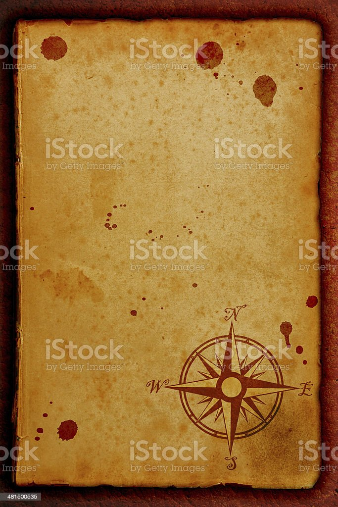 old map royalty-free stock photo