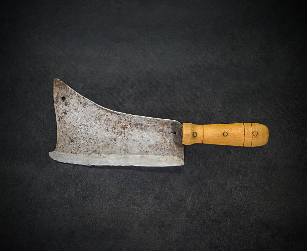 Old Meat Cleaver – Foto