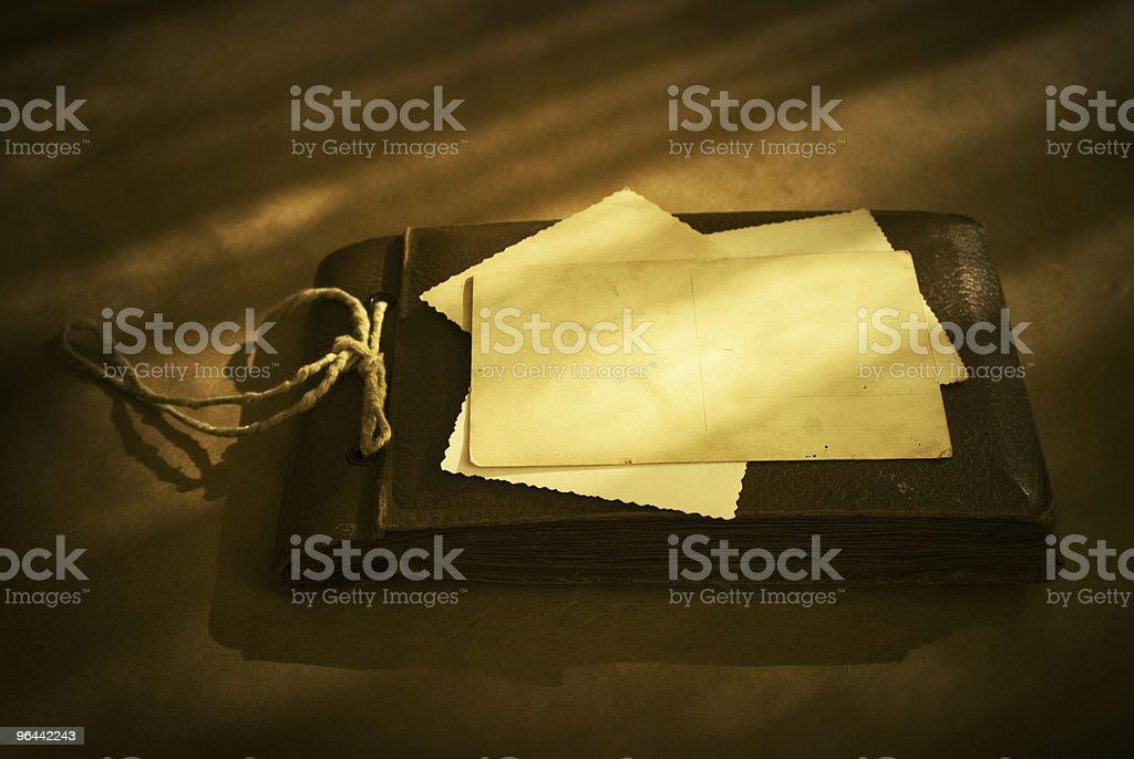 Old Memories - Royalty-free Antiek - Ouderwets Stockfoto