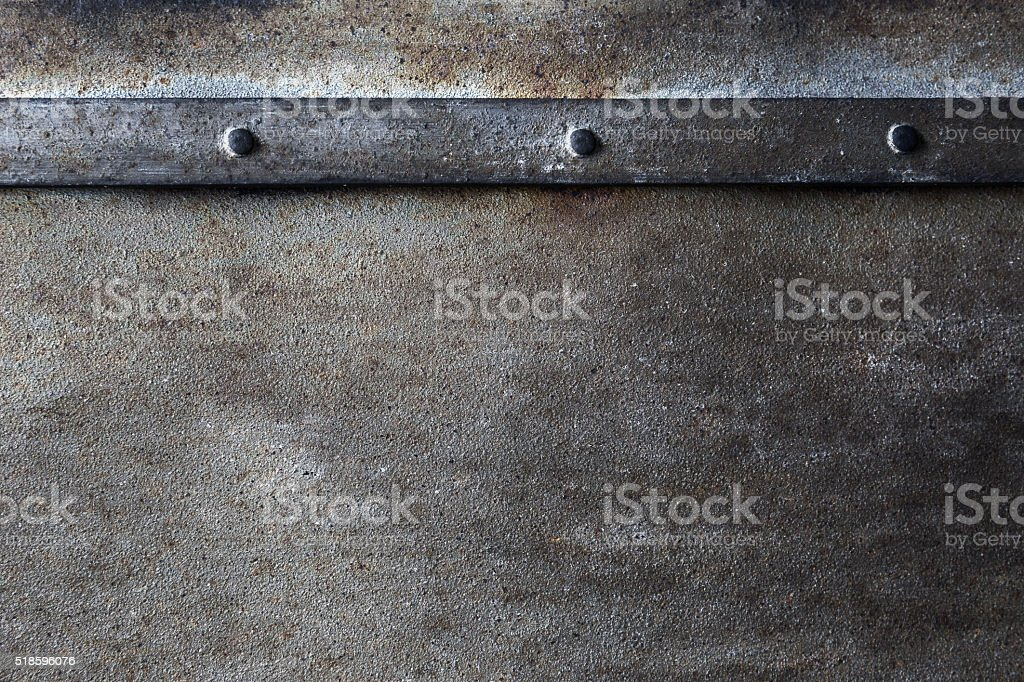 Old metal background stock photo