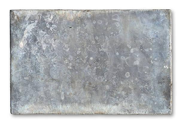 alte metall-teller - porzellan druck stock-fotos und bilder