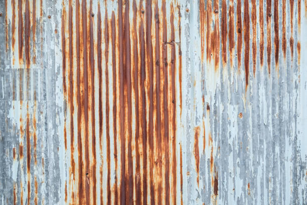 Best Corrugated Metal Stock Photos Pictures Amp Royalty