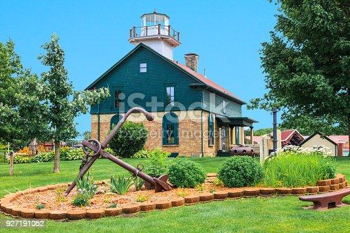 istock Old  Michigan City Lighthouse, Indiana 927191052