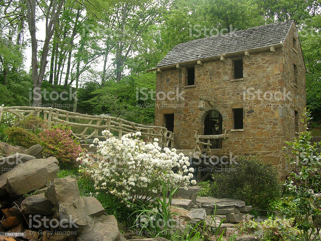 Old Mill Series - 3099 stock photo