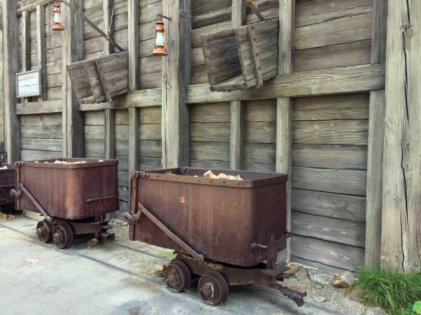Bergbau-Oldtimer – Foto