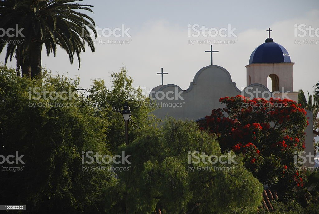 Old Mission stock photo