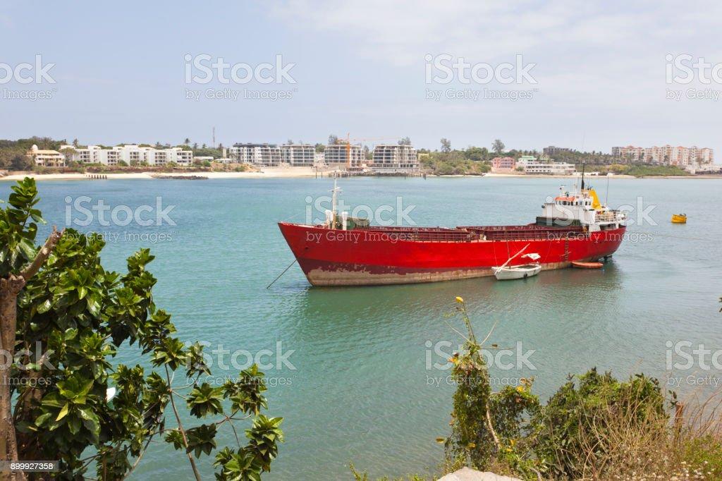 Alten Hafen Mombasa, Kenia – Foto