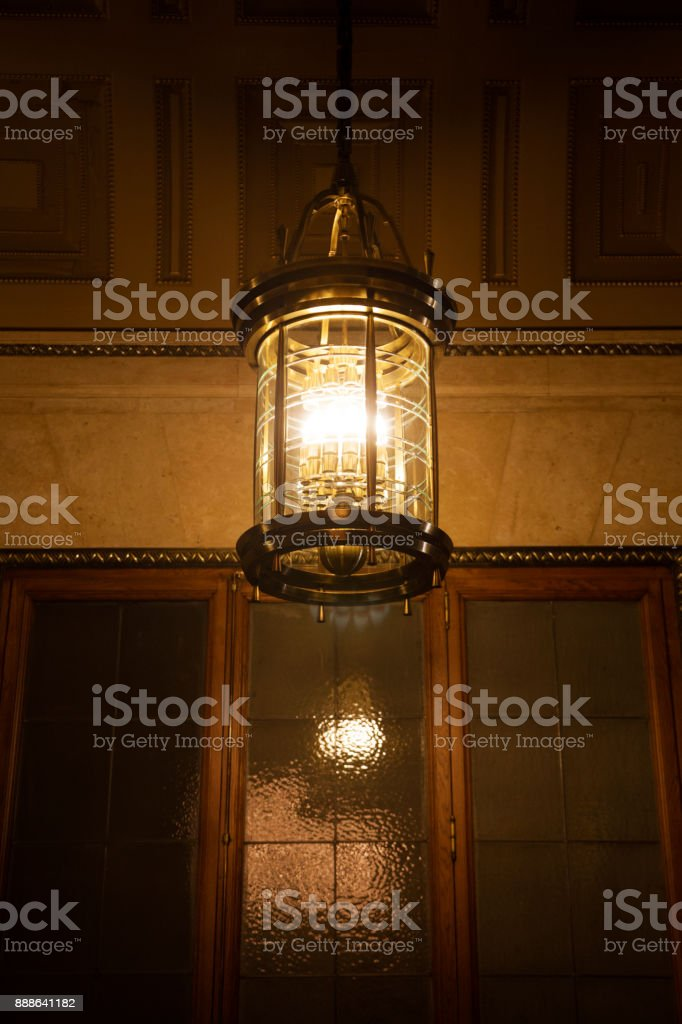 Old Morocco Style Stainedglass Chandelier Stock Photo Download Image Now Istock
