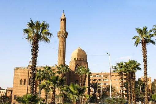 468444004 istock photo Old mosque Cairo 1249175841