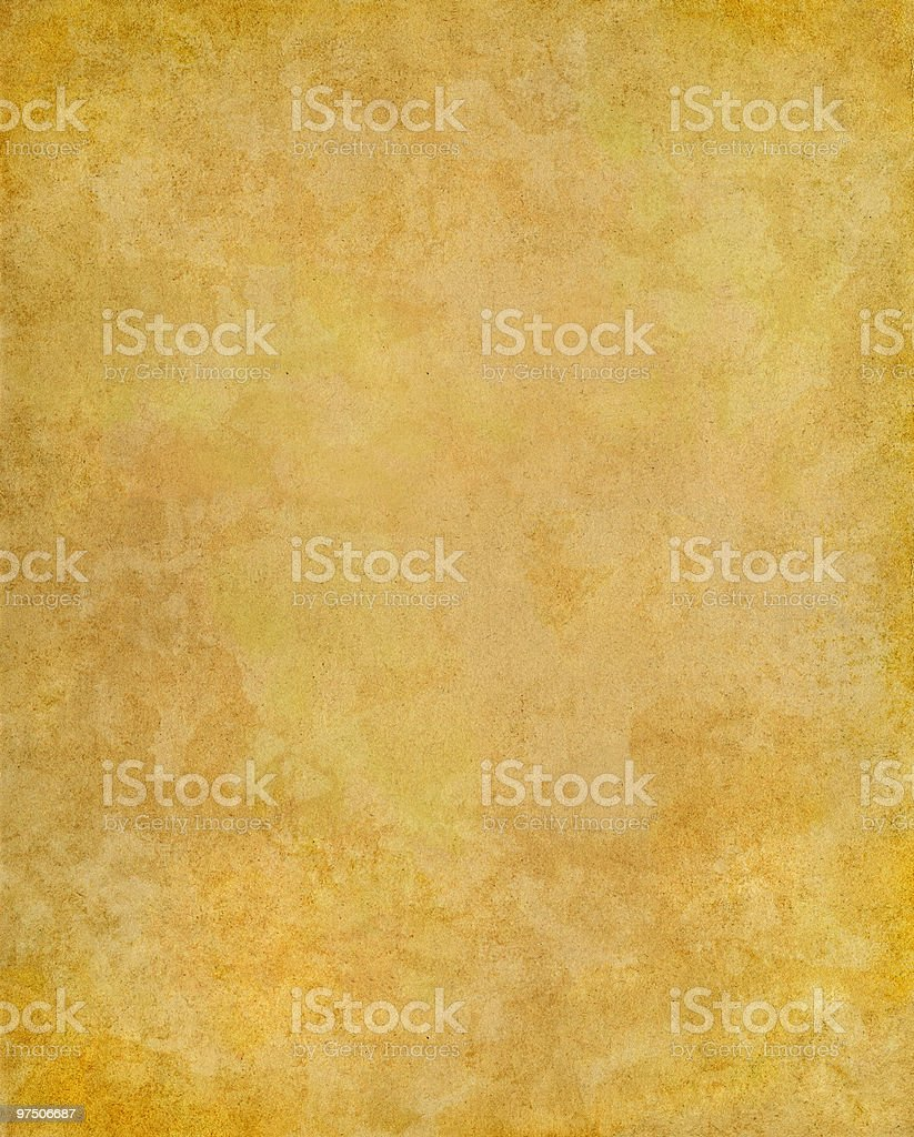 Old Mottled Paper royalty-free stock photo