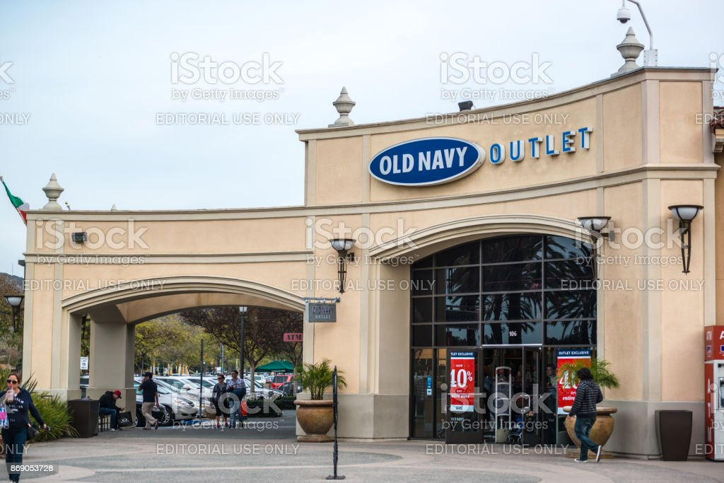 Old Navy Outlet store in Las Americas shopping mall