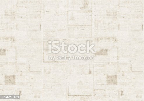 1134202009istockphoto Old newspaper texture background 924250178