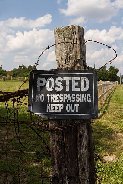 Old Einfahrt verboten – Foto