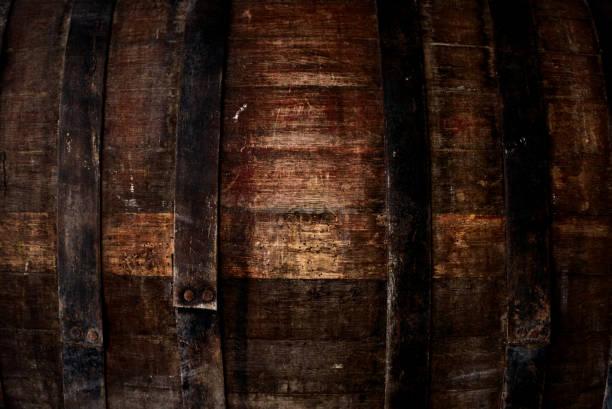 old oak barrel - barrel stock pictures, royalty-free photos & images