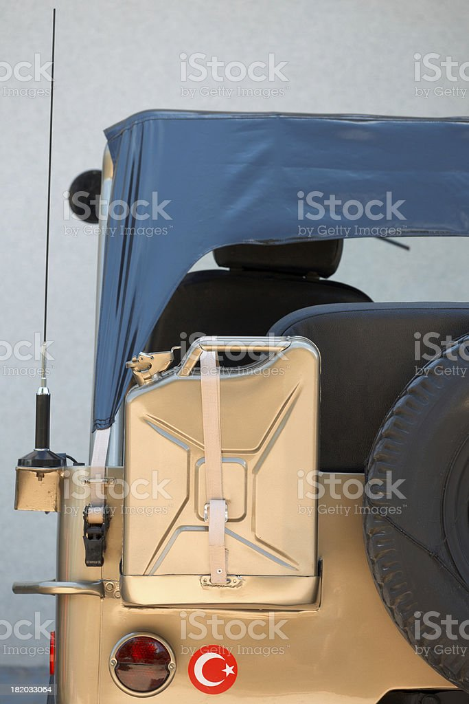 Old Offroad Vehicle Stock Photo - Download Image Now - iStock