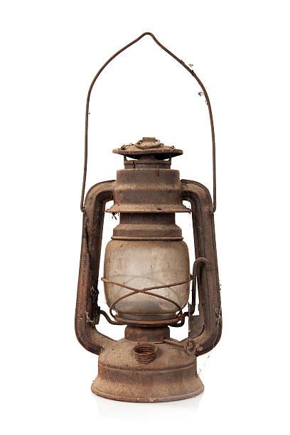 lâmpada de óleo velho - lanterna - fotografias e filmes do acervo