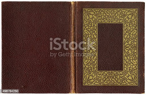 istock Old open book 1920 498764250