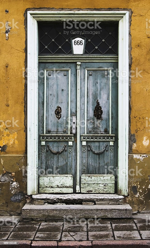 old outdoor stock photo