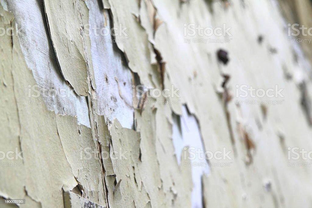 늙음 페인트 벽 royalty-free 스톡 사진
