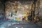 Turkey, Paint, Old, multi-colored, background, textured, stone - rocks, rusty, City, City Life, Art, Fresco, Pattern